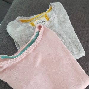 Mini boden long sleeve tops